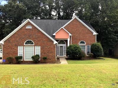 Lithonia Single Family Home For Sale: 7067 N Shore Dr