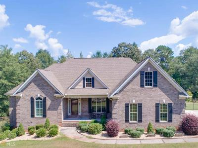 Mcdonough Single Family Home Under Contract: 100 Oak Grove Cir