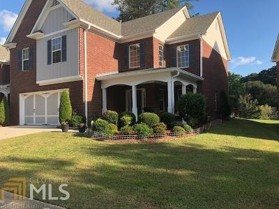 Snellville Single Family Home For Sale: 4463 Pond Edge