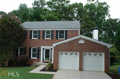Johns Creek Single Family Home Under Contract: 3280 Summer View Dr