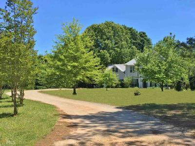 Senoia Single Family Home For Sale: 2428 Elders Mill Rd