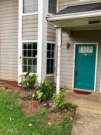 Clayton County Condo/Townhouse New: 9420 Cypress Ln