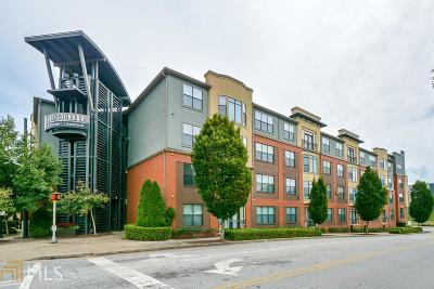 Art Foundry, Art Foundry At Atlantic Station, Art Foundry Atlantic Commons Condo/Townhouse For Sale: 400 17th #2133
