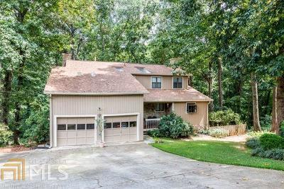 Lilburn Single Family Home For Sale: 4701 Nutmeg Way