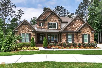 Roswell Single Family Home Under Contract: 3040 Bloxley Ct
