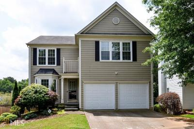 Roswell Single Family Home Under Contract: 270 Leasingworth Way