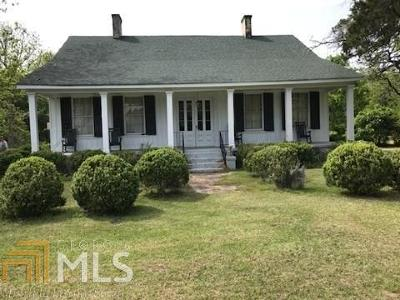 Haddock, Milledgeville, Sparta Single Family Home New: 233 Gordan Hwy #A