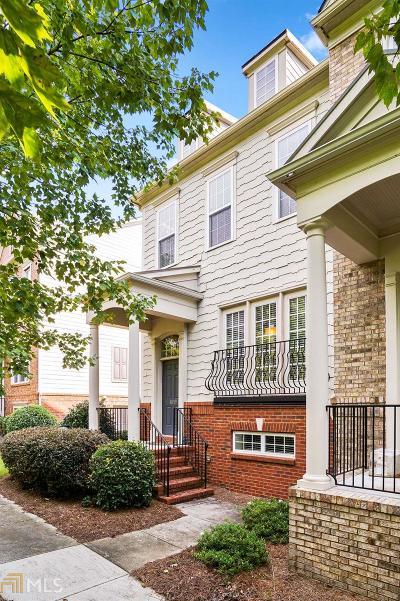 Smyrna Condo/Townhouse For Sale: 4859 Seldon