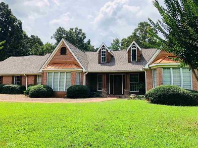 Habersham County Single Family Home For Sale: 239 Pine Grove Rd