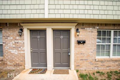 Marietta, Smyrna Condo/Townhouse For Sale: 20 Villa Ct