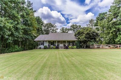 Suwanee Single Family Home Under Contract: 181 Abbey Hill