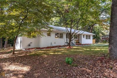 College Park Single Family Home New: 3407 Parkview