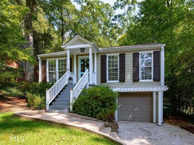 Peachtree Hills Single Family Home New: 2144 Virginia Pl