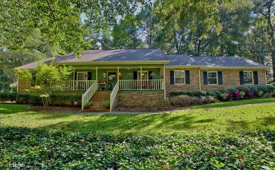 Fayetteville Single Family Home Under Contract: 155 Pleasant Point Way