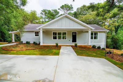 Single Family Home Sold: 596 Frank Kirk