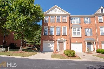 Roswell Condo/Townhouse Under Contract: 2030 Merrimont Way