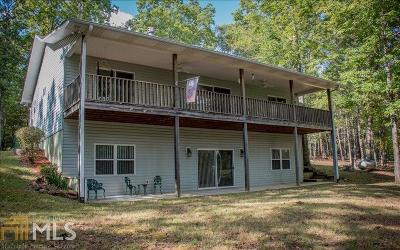 Blairsville Single Family Home For Sale: 256 Lonesome Pine Trl