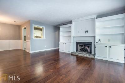 Smyrna Condo/Townhouse For Sale: 104 Country Park Dr