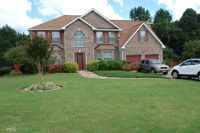 Clayton County Single Family Home Under Contract: 9278 Deer Xing
