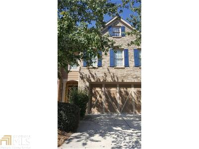 Suwanee Condo/Townhouse Under Contract: 5810 Vista Brook Dr
