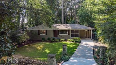 Brookhaven Single Family Home New: 2222 Drew Valley