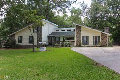 Griffin Single Family Home New: 2112 Honeybee Creek Dr