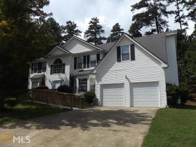 Lithonia Single Family Home For Sale: 684 Deshon Creek Dr