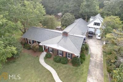 Newnan Single Family Home Under Contract: 12 Featherston Dr