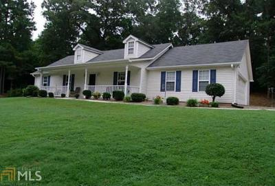 Braselton Single Family Home Under Contract: 190 Ashwood