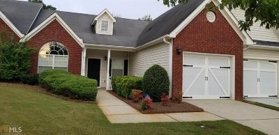 McDonough Single Family Home Under Contract: 405 City Park
