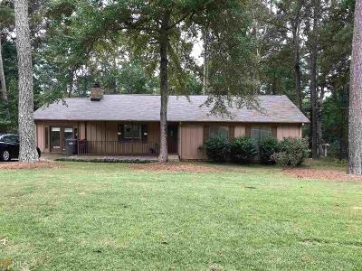 Winston Single Family Home For Sale: 4666 W Glen Ridge Cir