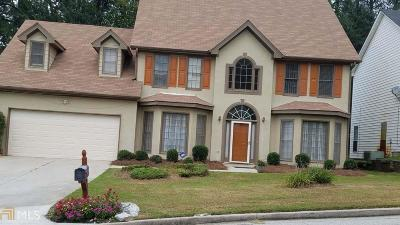 Lithonia Single Family Home For Sale: 955 Old Greystone