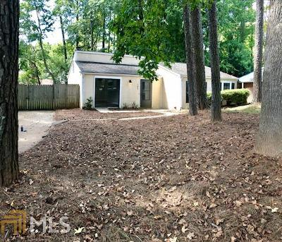 Peachtree City Single Family Home For Sale: 105 Hamilton Rd