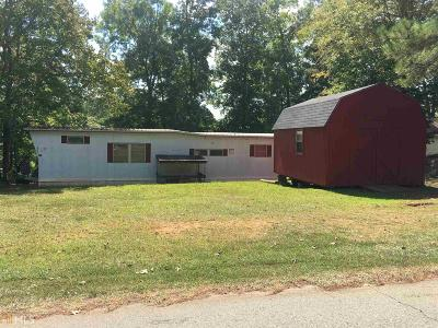 Milledgeville, Sparta, Eatonton Single Family Home For Sale: 292 Burtom Rd