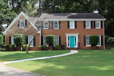 Stone Mountain Single Family Home Under Contract: 1024 Lassiter Dr