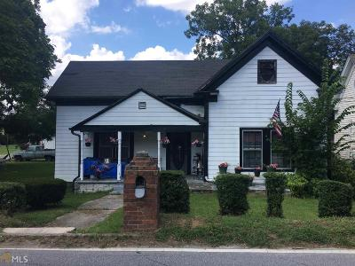Lithonia Single Family Home For Sale: 7516 Conyers St