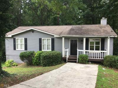 Lithonia Single Family Home For Sale: 1864 Corduroy Ct