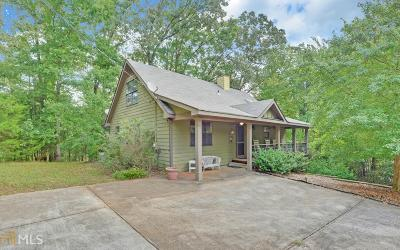 Lavonia Single Family Home Under Contract: 754 Shoal Creek Xing