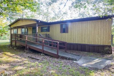 Dahlonega Single Family Home For Sale: 437 Crabapple Rd