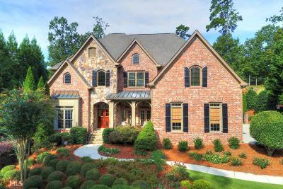 Suwanee GA Single Family Home New: $1,000,000