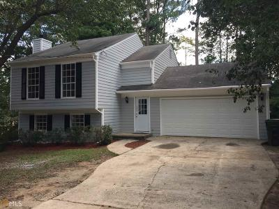 Norcross Single Family Home Under Contract: 5362 NW Goodwick Way
