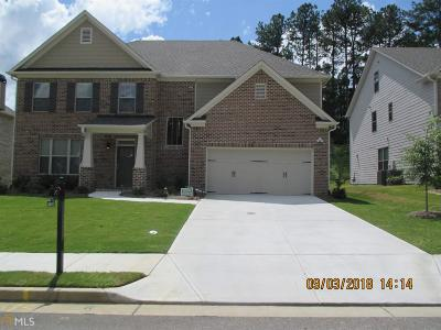 Lawrenceville Single Family Home For Sale: 1487 Halletts Peak Pl #126