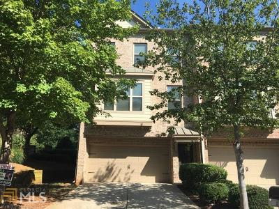 Suwanee Condo/Townhouse For Sale: 258 Bell Grove Ln