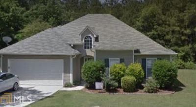 Stockbridge Single Family Home Under Contract: 26 Cheyenne Dr