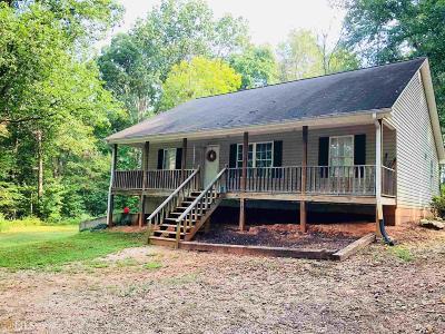 Alto Single Family Home Under Contract: 1650 Crane Mill