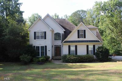 Conyers Single Family Home For Sale: 1720 SW Deer Run Dr