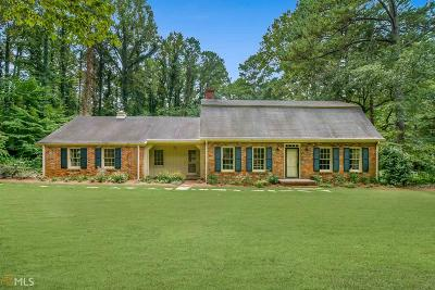 Tucker Single Family Home Under Contract: 2780 Indian Trail Dr