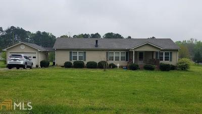 Monroe Single Family Home New: 2965 Tommy Dillard Rd