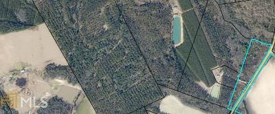 Brooklet Residential Lots & Land For Sale: Arcola Rd