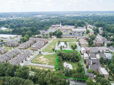 Norcross Residential Lots & Land Under Contract: 370 Thrasher